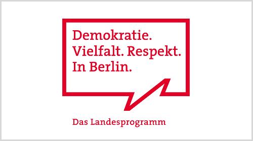 Logo Landesprogramm Demokratie