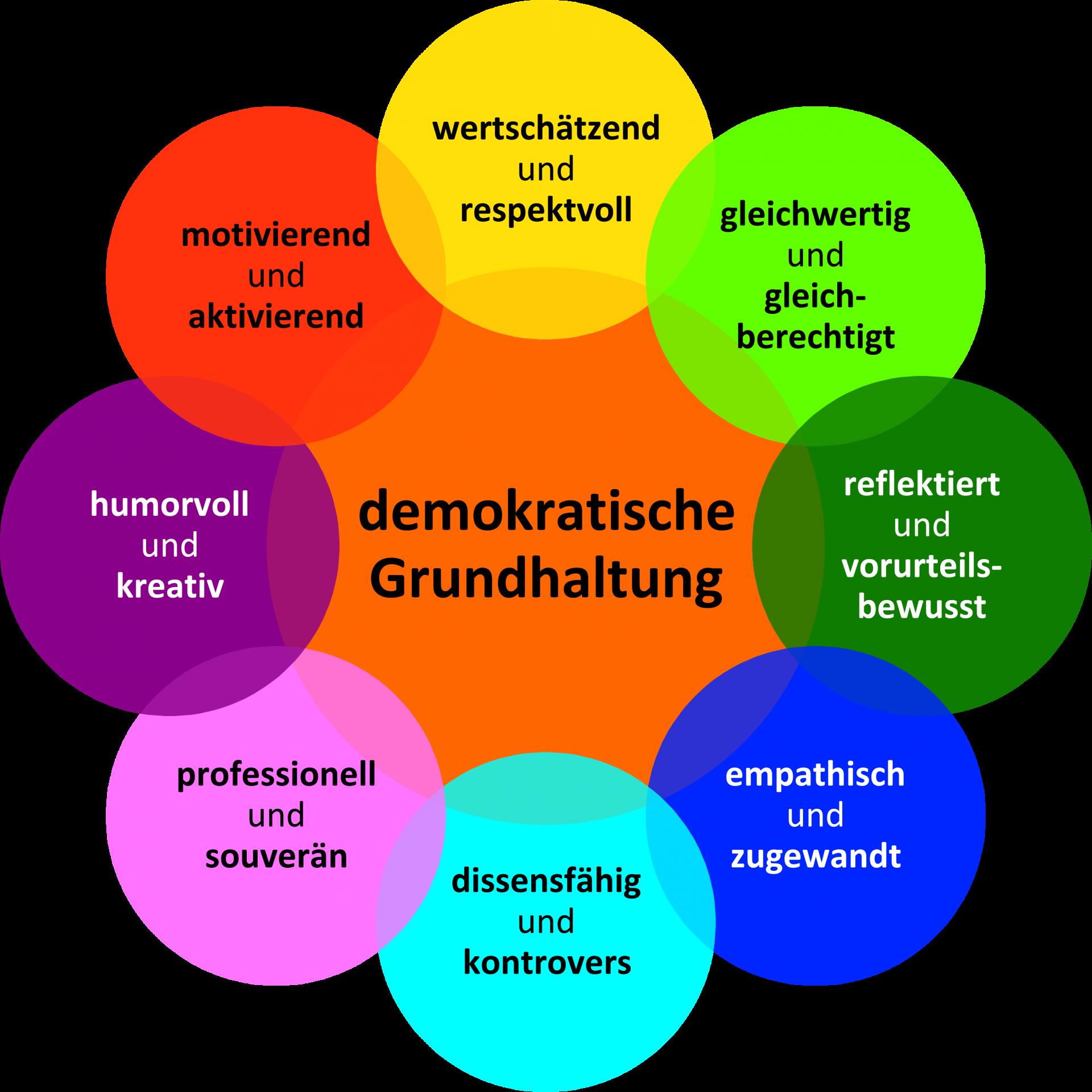Grundsätze der politischen Bildung von GZ